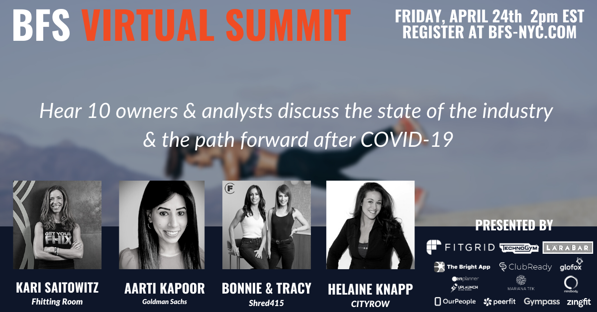 Join Industry Leaders at the BFS Virtual Summit on COVID-19